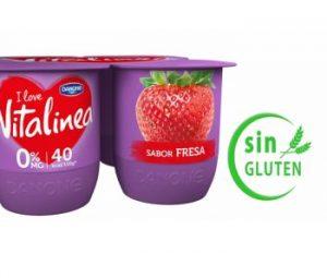 Yogur de fresa Vitalinea