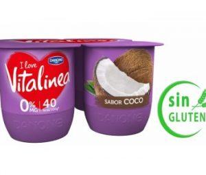 Yogur de coco Vitalinea