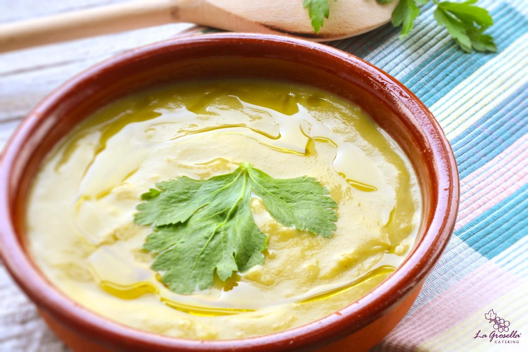 1 Kg. de crema de verduras