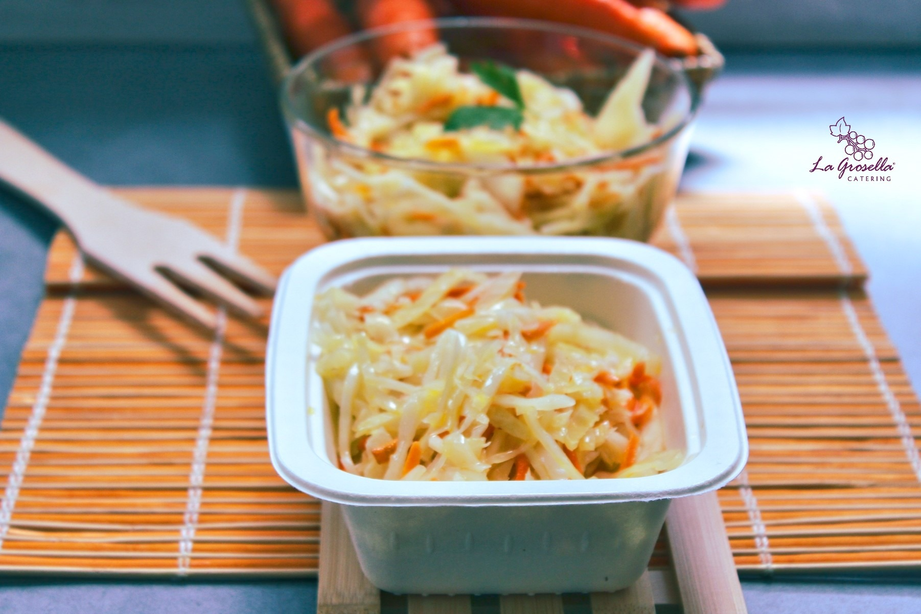 1 Kg. de Sauerkraut - Ensalada de repollo marinado